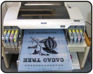 Печать на самоклейке - Баннер24